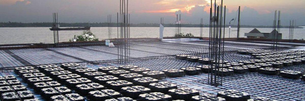 Hình ảnh Sàn Ubot - Sàn phẳng nhẹ giải pháp mới trong ngành xây dựng 5