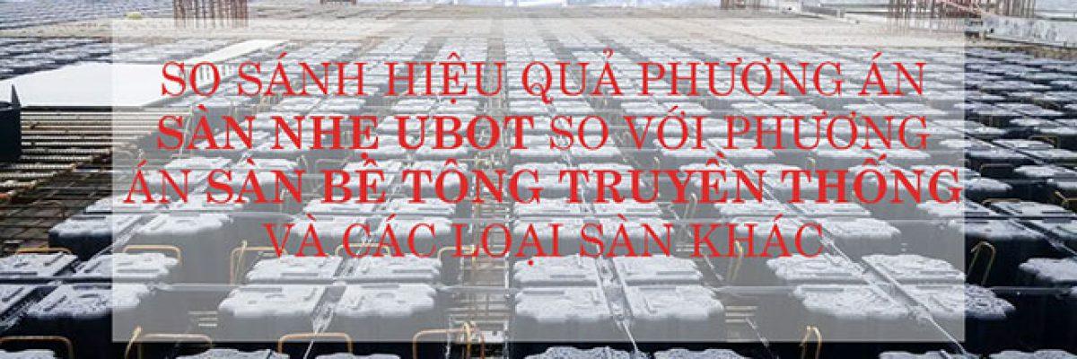 Hình ảnh so sánh sàn Ubot với các loại sàn khác 8