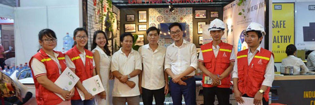Hình ảnh Triển lãm Quốc tế Vietbuild Sài Gòn 8