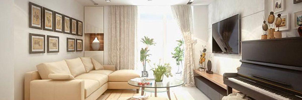 Hình ảnh Phong cách hiện đại cho nội thất chung cư 3